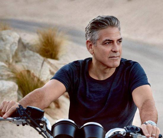 Джордж Клуни за Omega и новата рекламна кампания