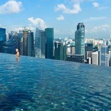 8 хотела с изглед към хоризонта