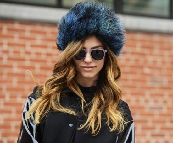 Как да избираме зимните си шапки според формата на лицето