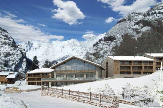 За Италия, планините и други зимни страсти в пет хотела от мечтите