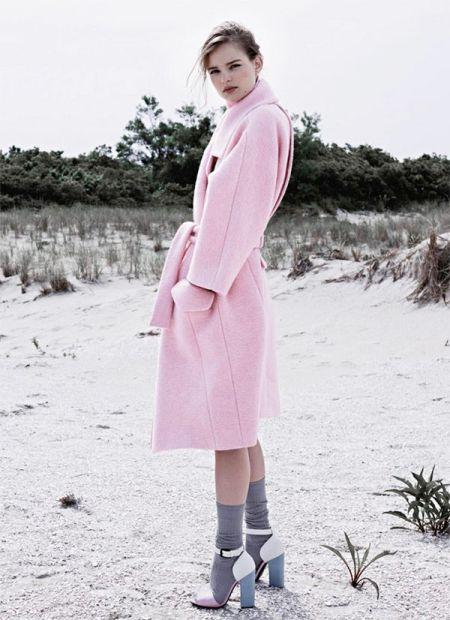 С грижа за всяка женска фигура: Как да избираме зимни палта