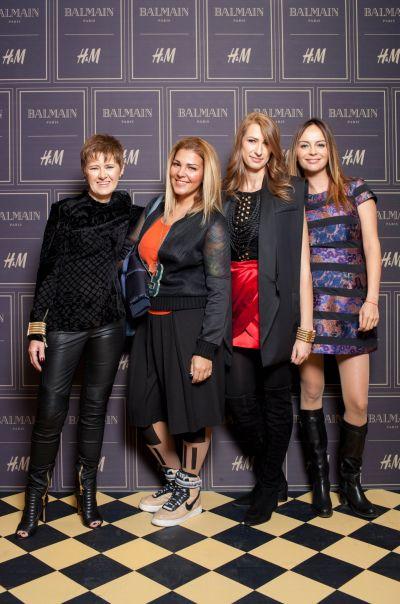BALMAIN X H&M с огромен успех и в България