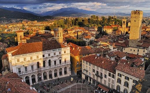 Bergamo-city
