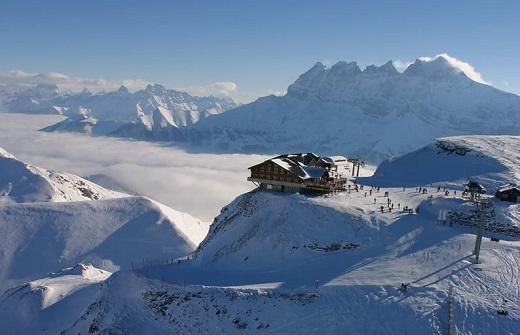 Високо горе. Най-добрите планински ресторанти в Европа