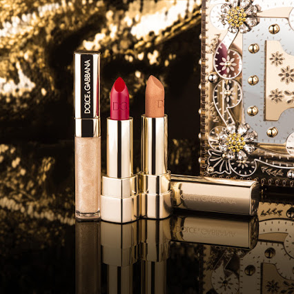 The Essence of Holidays – празничните цветове от Dolce&Gabbana