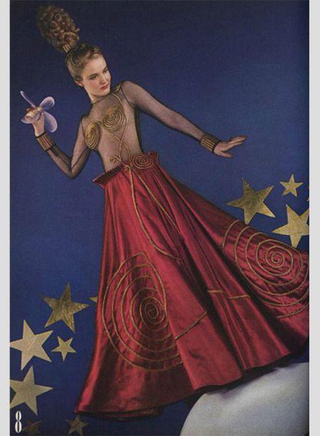 През 1939 година девет дизайнери рисуват модата на 2000 година