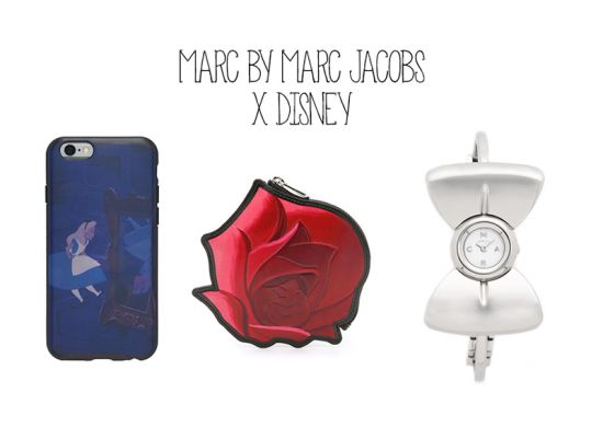 Marc by Marc Jacobs и Disney – тъкмо навреме за предпразничната треска