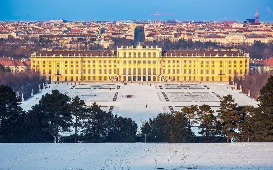 Schonnbrunn+Palace