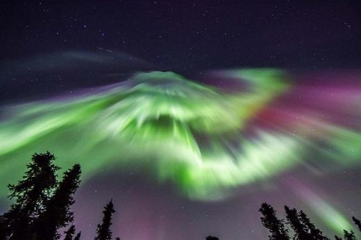 Най-красивите места със северно сияние на планетата