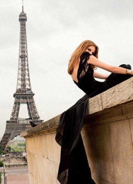 cute-dress-eiffel-tower-fashion-girl-Favim.com-275557