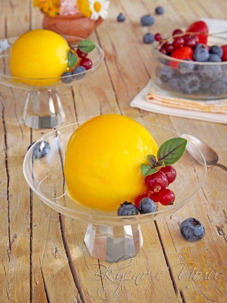 Как да си приготвим: Фин крем с манго и рикота