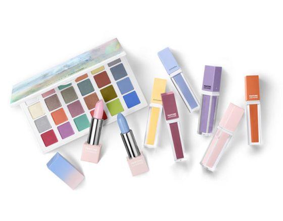 Pantone и Sephora със серия гримове, посветени на новите цветове за 2016 година