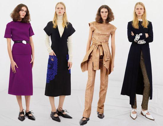 Една по-различна линия дрехи от Виктория Бекъм – pre-fall 2016