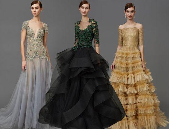 Marchesa – още рокли, за които сме готови да мечтаем