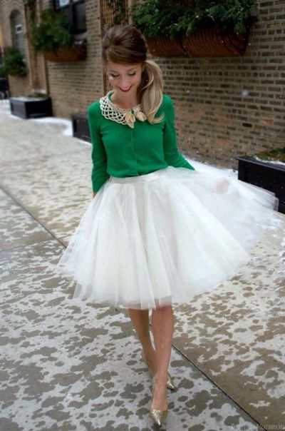 white-tulle-skirt
