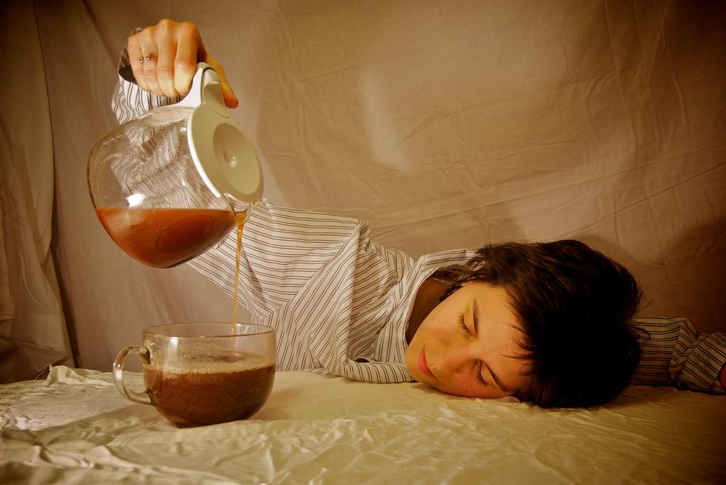 Добро утро! С какво предлагате да заменим кафето си тази сутрин?