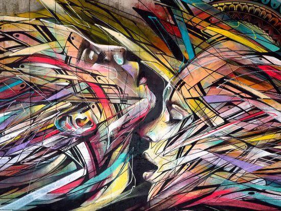 Hopare – художникът на парижките улици
