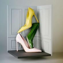 Dioressensce – нова серия обувки с история, които е трудно да не поискаме