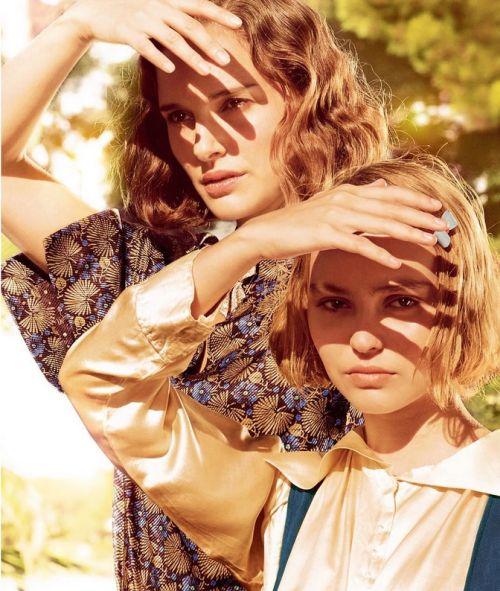 Лили-Роуз Деп и Натали Портман ще изграят сестри в нов филм