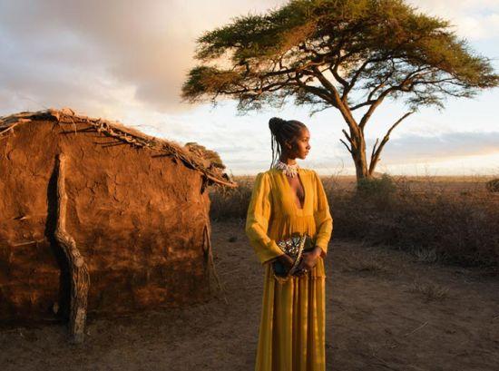 Valentino в Кения – новото модно приключение ни отвежда в Национален парк Амбосели