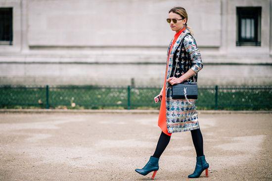 Street Style и градски вдъхновения от Париж