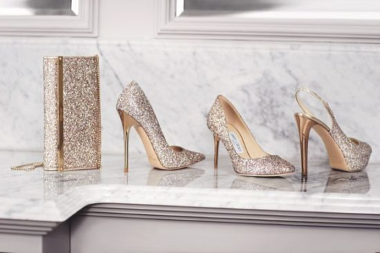 Jimmy-Choo-Bridal-Coarse-Glitter-Shoes
