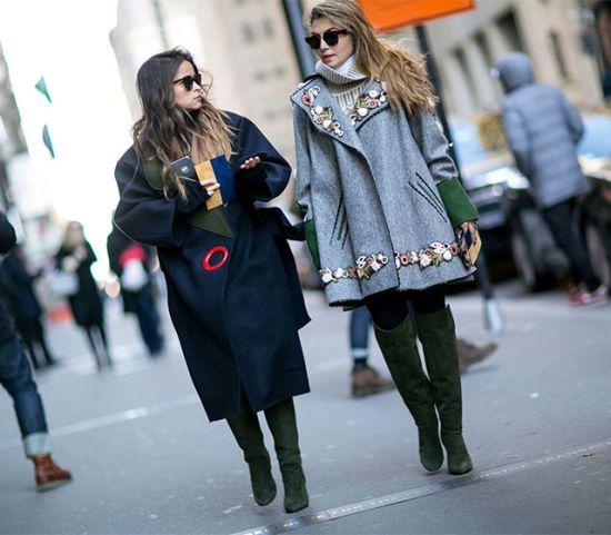 Street Style моменти: Ню Йорк по време на модна седмица