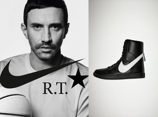 Рикардо Тиши с втора колаборация с Nike