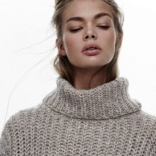 Шест начина да носим любимото си поло… Защото зимата е в разгара си!