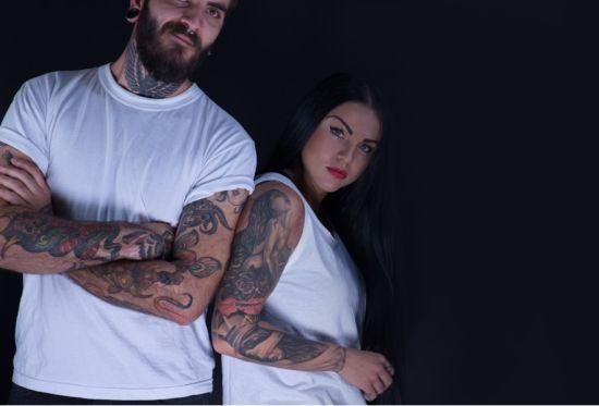 Непознатото градско изкуство: За добрата татуировка са нужни двама