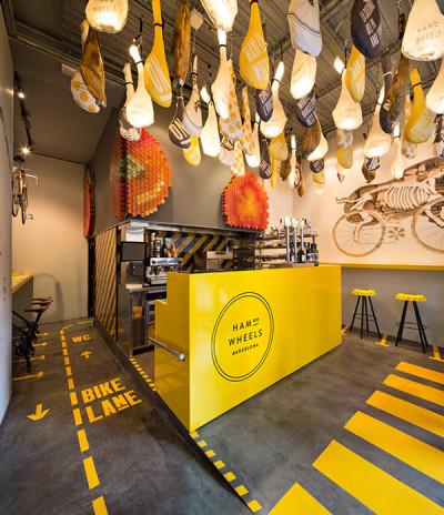 Ham on Wheels – заминаваме на кулинарно приключение… с колело