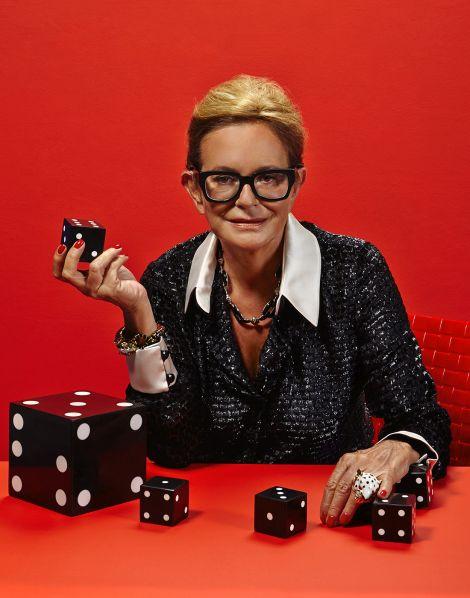 Росела Жардини – една модна муза на 64
