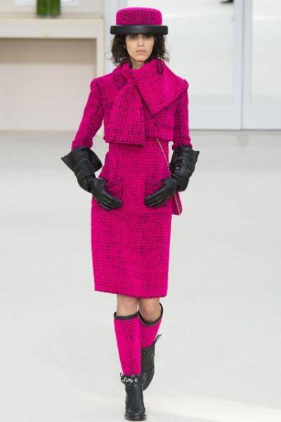 Новата колекция на Chanel – празник на женствеността