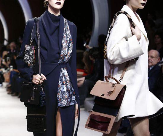 Dior с повече драматизъм и женствени силуети за следващата зима