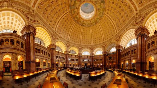 Най-впечатляващите библиотеки, които някога сте виждали