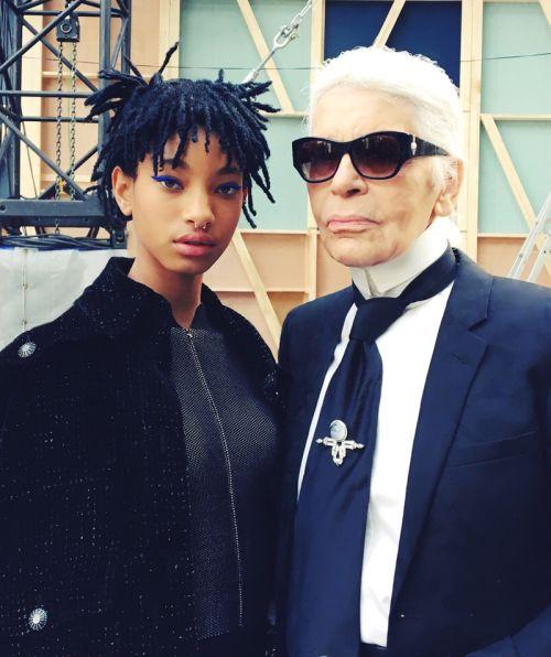 Дъщерята на Уил Смит ще е новото рекламно лице на Chanel