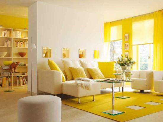 Няколко интересни решения за всекидневната във вашия дом