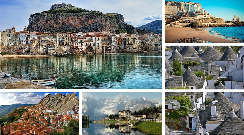 10 най-красиви малки градчета в Италия (2 част)