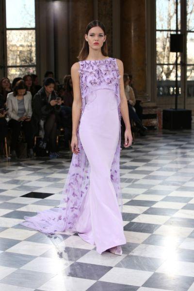 Georges Hobeika в търсене на красотата, пролетта и цветята по роклите