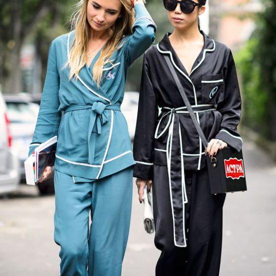 Момичето с пижамата… от улиците на града