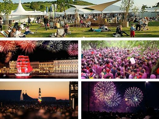 5 различни фестивала до началото на лятото