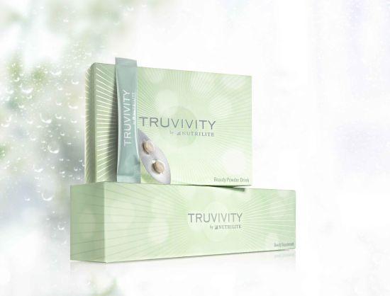Красотата започва отвътре с революционния, нов продукт TRUVIVITY