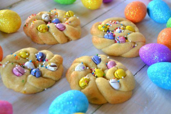 italian easter bread cookie 2