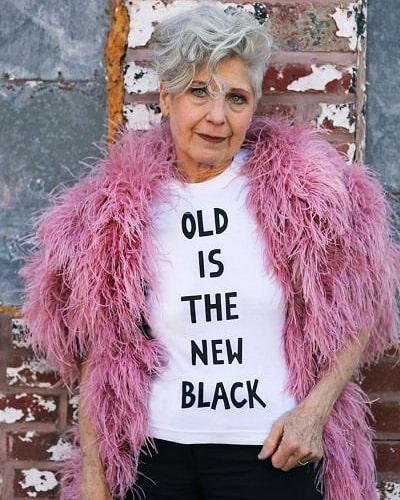 10 възрастни дами, за които няма горна граница на възрастта, когато става дума за мода