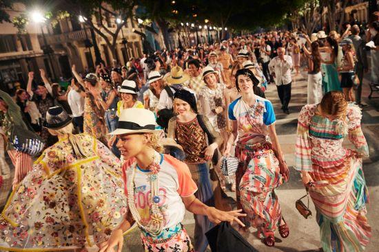 Chanel в Хавана – кубински емоции, карибски нюанси и мода за пътешественици