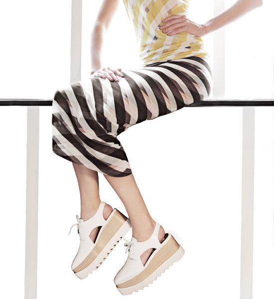 Всички носят: Платформите на Stella McCartney