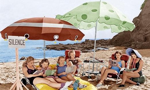 5 книги, които да вземете на плажа