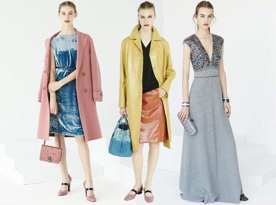 Bottega Veneta – цветни ретроспекции и италианска мода с ретро нотки