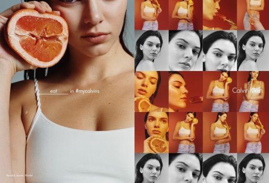 """""""I eat in #mycalvins""""… Това ли е най-провокативната реклама на Calvin Klein?"""