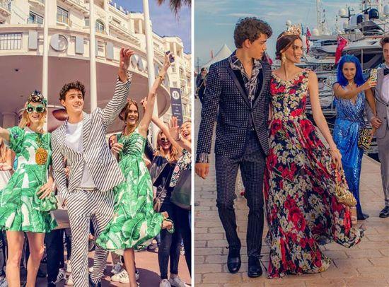 Лято от Кан в нова вълшебна кампания на Dolce&Gabbana